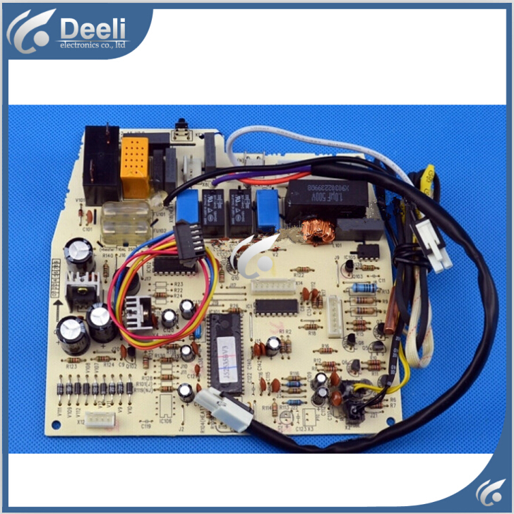 95% new good working for air conditioning Computer board J52535A 30035258 pc board circuit board on sale