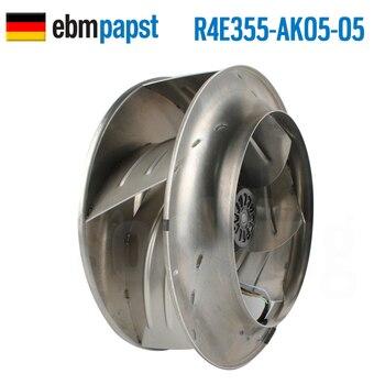 NEW ebmpapst PAPST R4E355-AK05-05 230V Capacitive FFU Centrifugal cooling fan