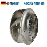 New ebmpapst papst R4E355-AK05-05 230 v 정전 용량 ffu 원심 냉각 팬