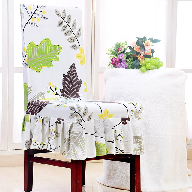 dining chair covers aliexpress pottery barn anywhere cover washing instructions com buy polyester spandex for wedding party seat removable stretch elastic washable