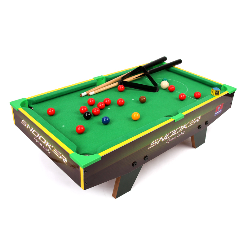 MIni Snooker Table English Billiards Table Tabletop Of Snookertable Toy  Table For Kids(China)