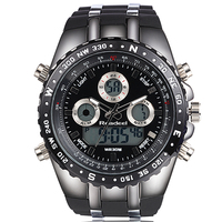 Watches Men Luxury Brand Male Clock Digital Quartz Watch Digital LED Watch Army Military Sports