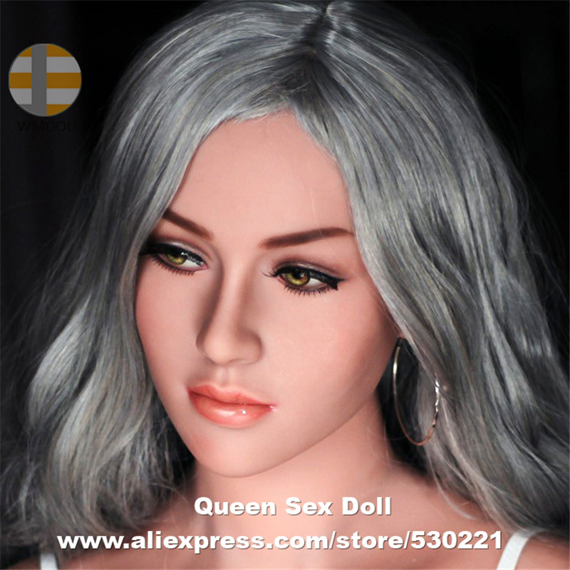 WMDOLL Top Quality Love Doll Heads For TPE Sex Dolls Japanese Real Doll Adult Head Oral Sexy ProductsWMDOLL Top Quality Love Doll Heads For TPE Sex Dolls Japanese Real Doll Adult Head Oral Sexy Products