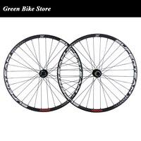Новое поступление MTB Колесная 29er 27 мм Hookless 29er углерода MTB колеса бескамерные 32 32 h 29 углерода горный велосипед колеса