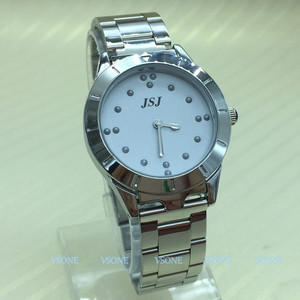 Image 2 - Tactile Braille Watch for Blind People or the Elderly Grey Dial (for man)