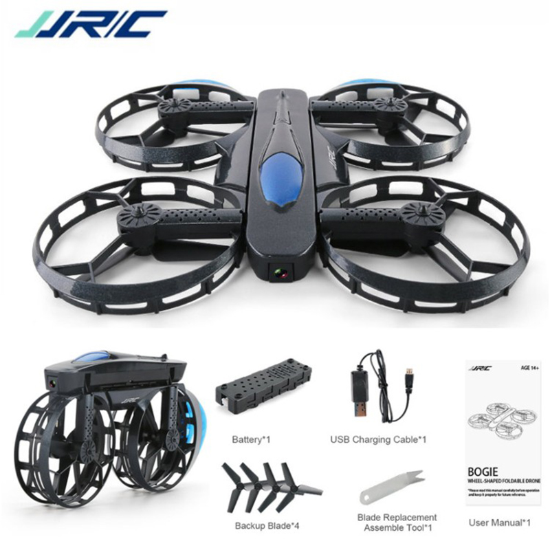 Foldable RC Drone With 720P Camera WiFi FPV APP Control Helicopter Altitude Hold Headless Mode Quadcopter Mini Dron JJRC H45