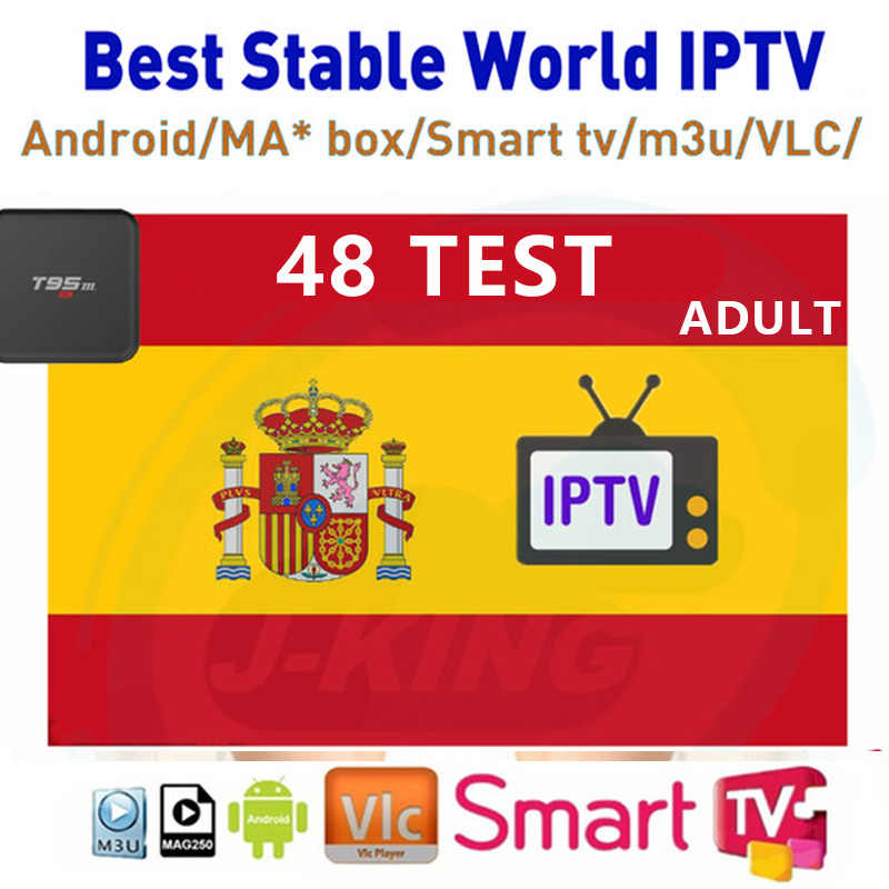 Europe iptv HD subscription for x96 android tv box 8500 live&10000 VOD UK Spain Dutch Sweden French Albania Portugal iptv m3u
