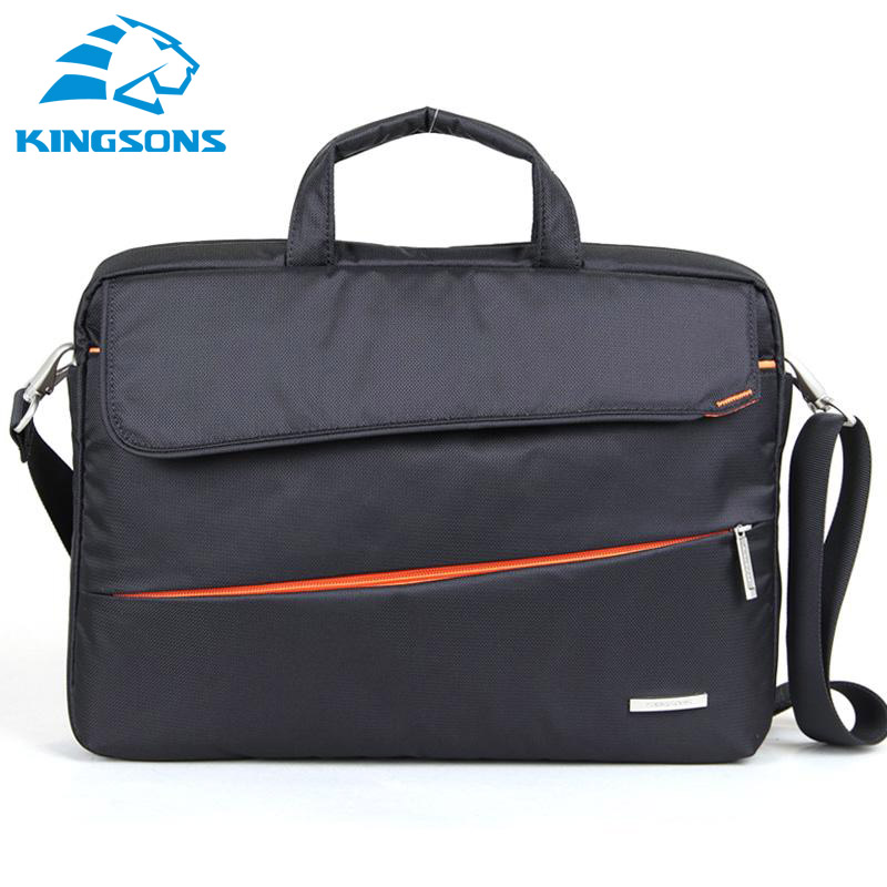 Kingsons Waterproof High Quality Laptop Handbag for 15.6  Inch Computer Bussiness Travel Men and Women Notebook Bag 2017 KS3036W voyjoy t 530 travel bag backpack men high capacity 15 inch laptop notebook mochila waterproof for school teenagers students