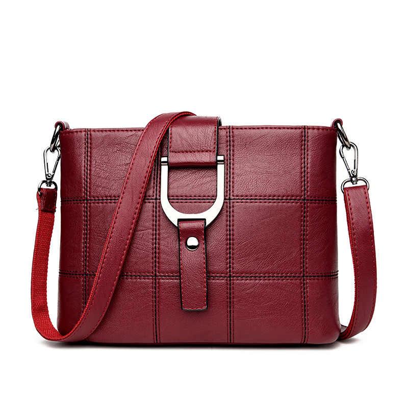 10ee4a2a0671 ... Роскошные женские сумки-мессенджеры дизайнерская женская сумка 2019  брендовые кожаные сумки на плечо сумка- ...
