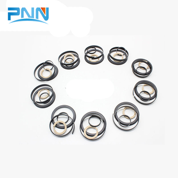 10 Sets For Mercedes Benz W164 ML350 Air Compressor Pump Piston Rings A1643201204 A2513202704 4pcs/1 Set