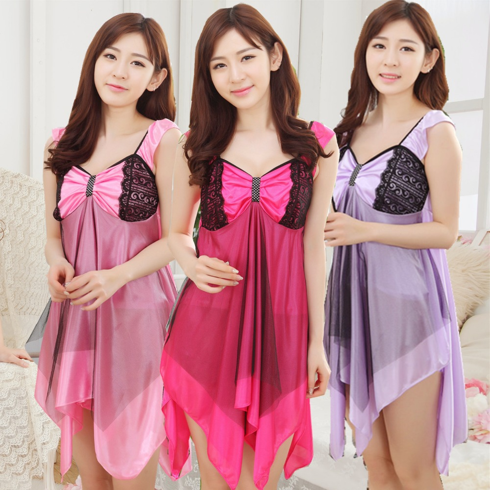 Popular Silk Lingerie Sale-Buy Cheap Silk Lingerie Sale lots from ...