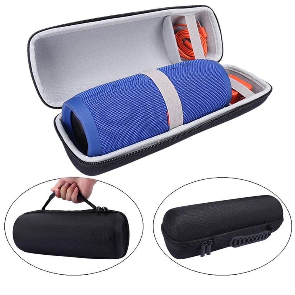 2017 new pu carry protective speaker cover case eva bag for Housse jbl pulse 3