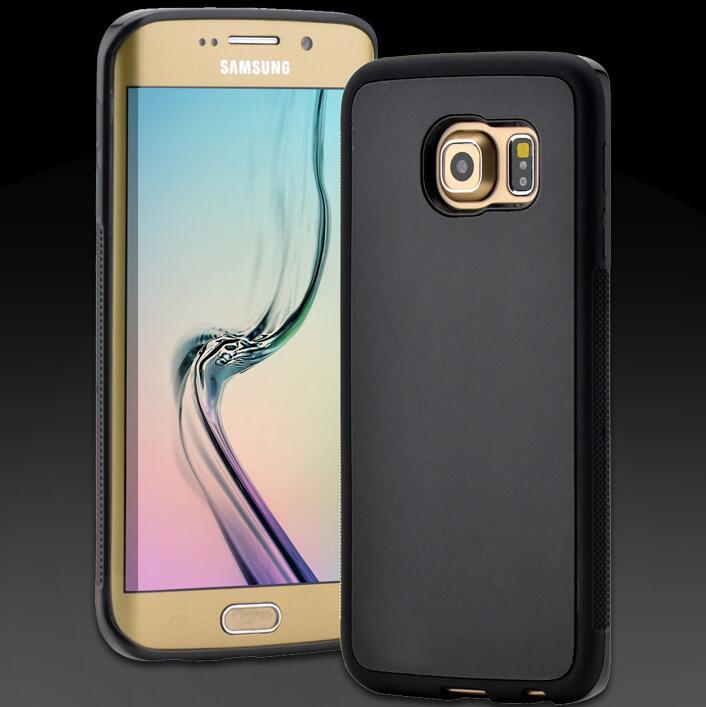 S7 edge Antigravity Phone Case Atractiva cubierta de adsorción - Accesorios y repuestos para celulares - foto 1