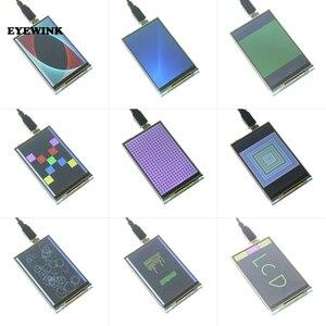Image 3 - 3.95 Inch 320*480 Tft Kleuren Lcd Display Module Scherm ST7796S Drive Board Met Touch Panel Voor Arduino Uno mega2560