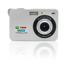 18 Mega Pixels 3.0MP CMOS sensor 2.7 inch TFT LCD Screen HD 720P Digital Camera Dropshipping HWHW(China)