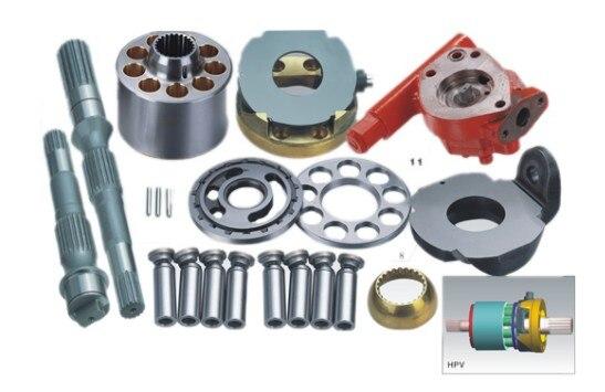 Kit de réparation pour Komatsu PC200-6 pelle hydraulique pompe pièces pièces de rechange accessoires