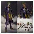 Justic Liga Batman y Joker Joker Variable SHF Doll PVC Figura de Acción de Colección Modelo de Juguete 15 cm KT2645