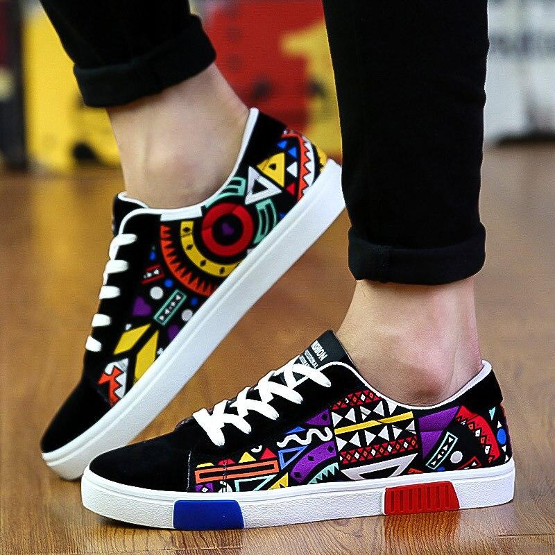 Men Shoes Spring Summer New Breathable Comfortable Men Loafers Luxury Men's Flats Zapatos De Hombre Sneakers