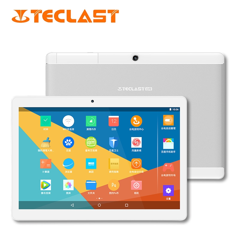Teclast 98 Tablet 10 1 Inch 4G LTE Android 6 0 MTK MT6753 Octa Core 2GB