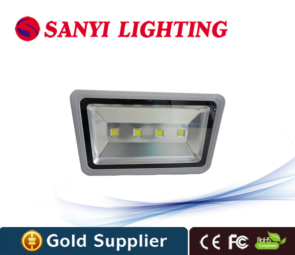 Wholesale SMD chip waterproof led floodlight 200w AC85-265V floodlight warm white advertising Lamp