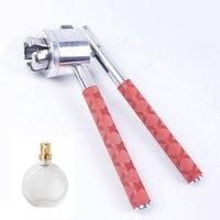 1PCS Manual Vial Crimper 13 15 20mm Vial bottle Sealing Machine Cap Capper Bottle Cap Crimping Capping Tools