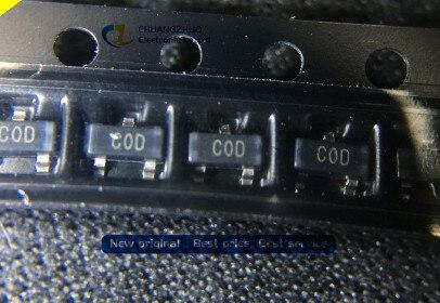 10pcs/lot New Original HSMS-2820-TR1G  HSMS-2820 DIODE SCHOTTKY RF SGL 15V SOT-23