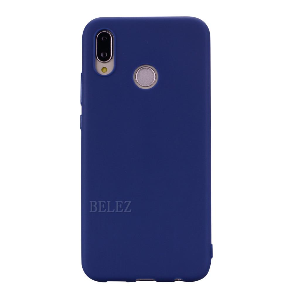 Soft TPU Candy Color Phone Case For Huawei P30 P20 Mate 20 Pro Lite P Smart Nova 4 Honor 8C 8X Max 7A 7C Y5 Y6 2018 Y9 2019 Case _07
