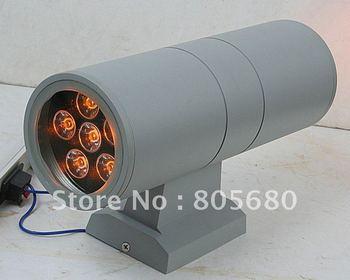 מודרני חיצוני 12 w led קיר אור IP65 קיר מנורת AC85-265V קיר תאורת 3 שנות אחריות CE RoHS