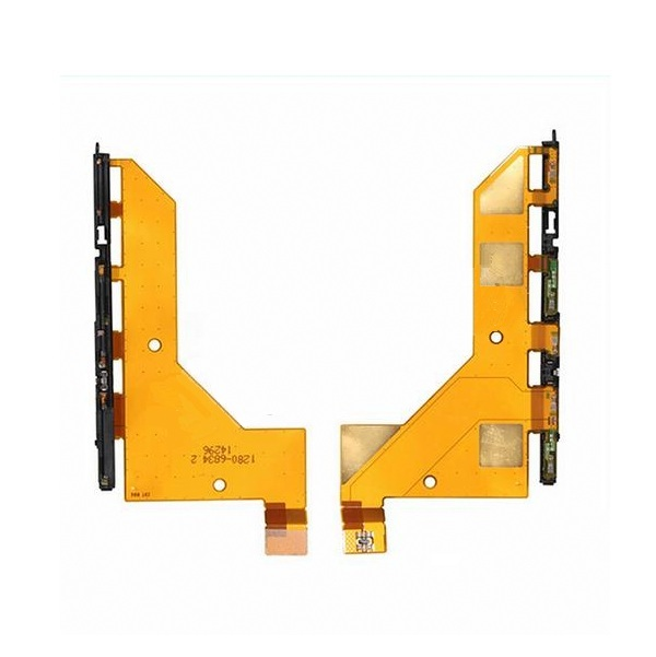 Charger Of Magnetic Port Flex Cable For Sony Xperia Z3 L55T L55U D6633 D6603 D6653 Charging Connector Magnetic Dock Flex Cable