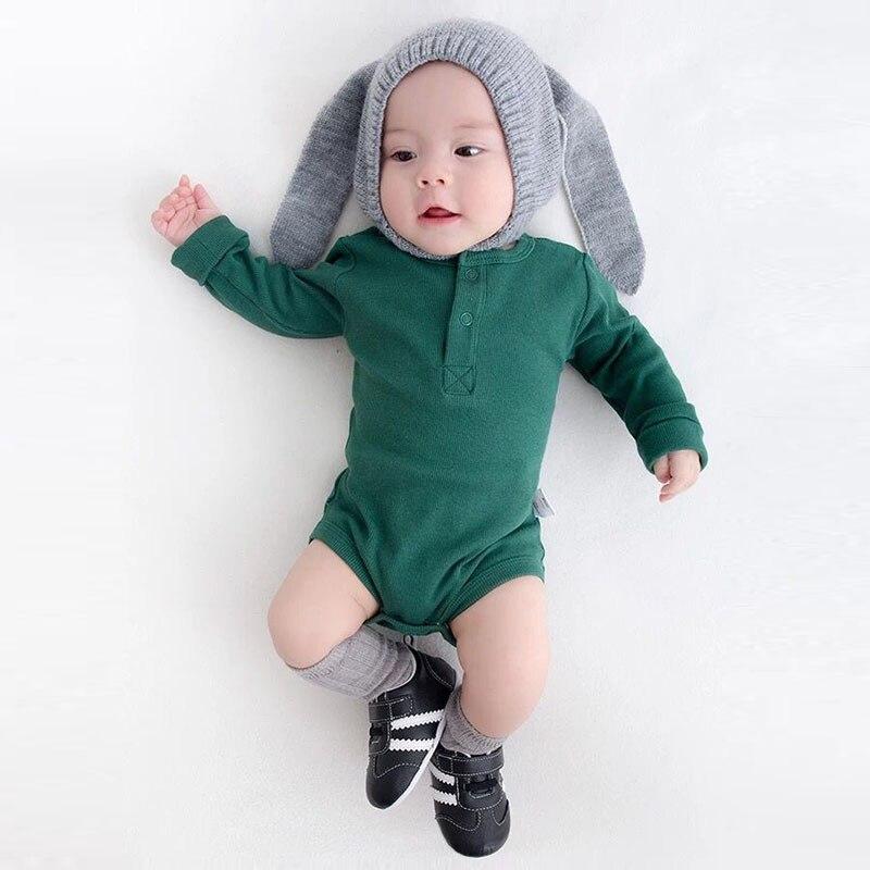 HTB1nysuB5OYBuNjSsD4q6zSkFXaj Baby Girl Romper 0-2Y Autumn Winter Newborn Baby Clothes For Girls Long Sleeve Kids Boys Jumpsuit Baby Boys Outfits Clothes