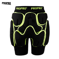 PROPRO Skating Protective Shorts Men Women Rubber Pads Hip Protector Skiing Snowboarding Cycling Sports Gear Protection