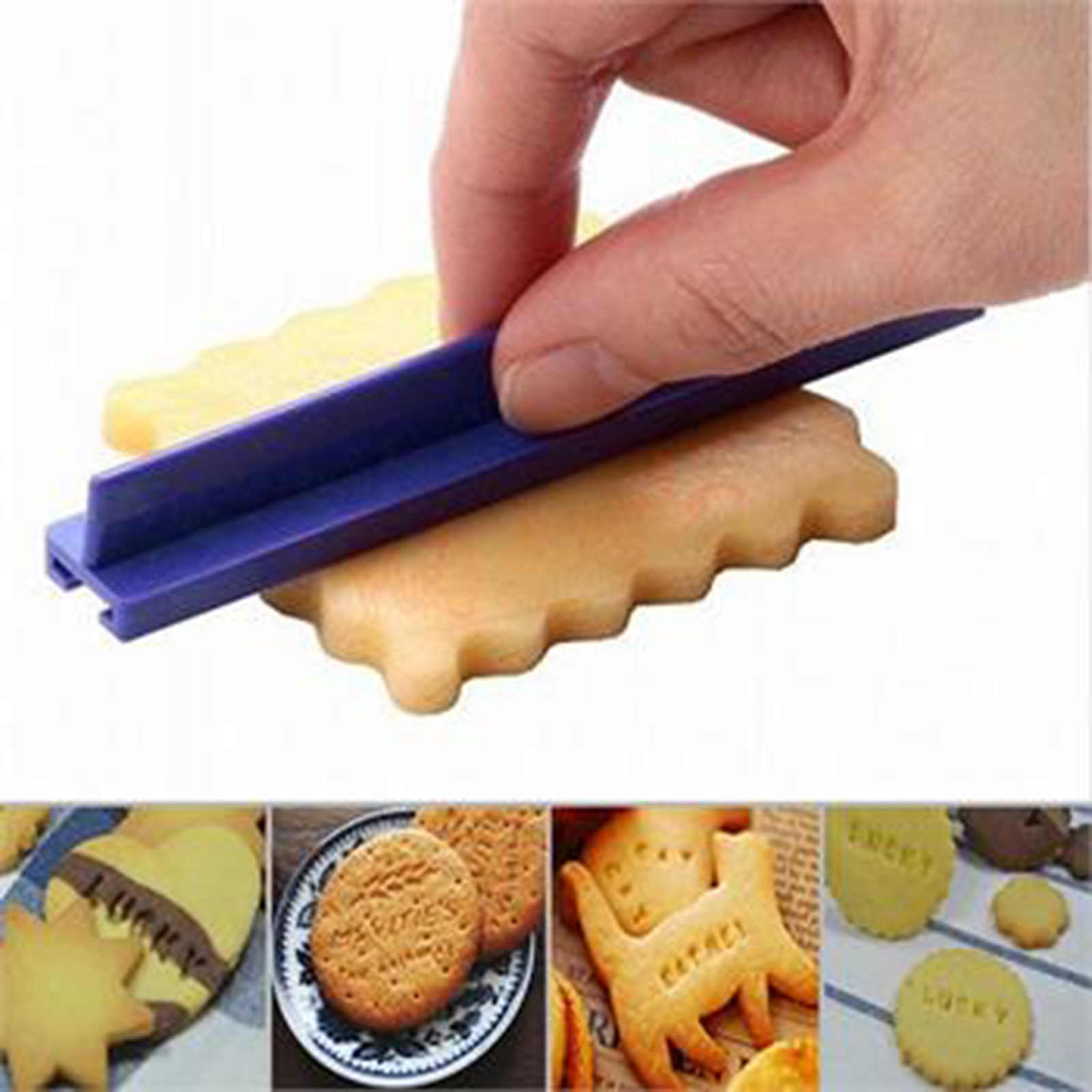 creative Arabic number biscuit mold Alphabet letter press mould set Fondant cake decoration cookies cutter bakeware pastry tools