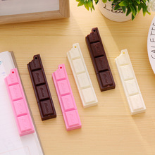Cute ballpoint pen simulation chocolate creative personalized advertising gift prize stationery