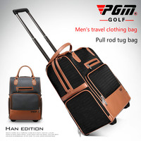 PGM Гольф одежда сумка мужчин нейлоновая сумка большая емкость Гольф тяга мешок
