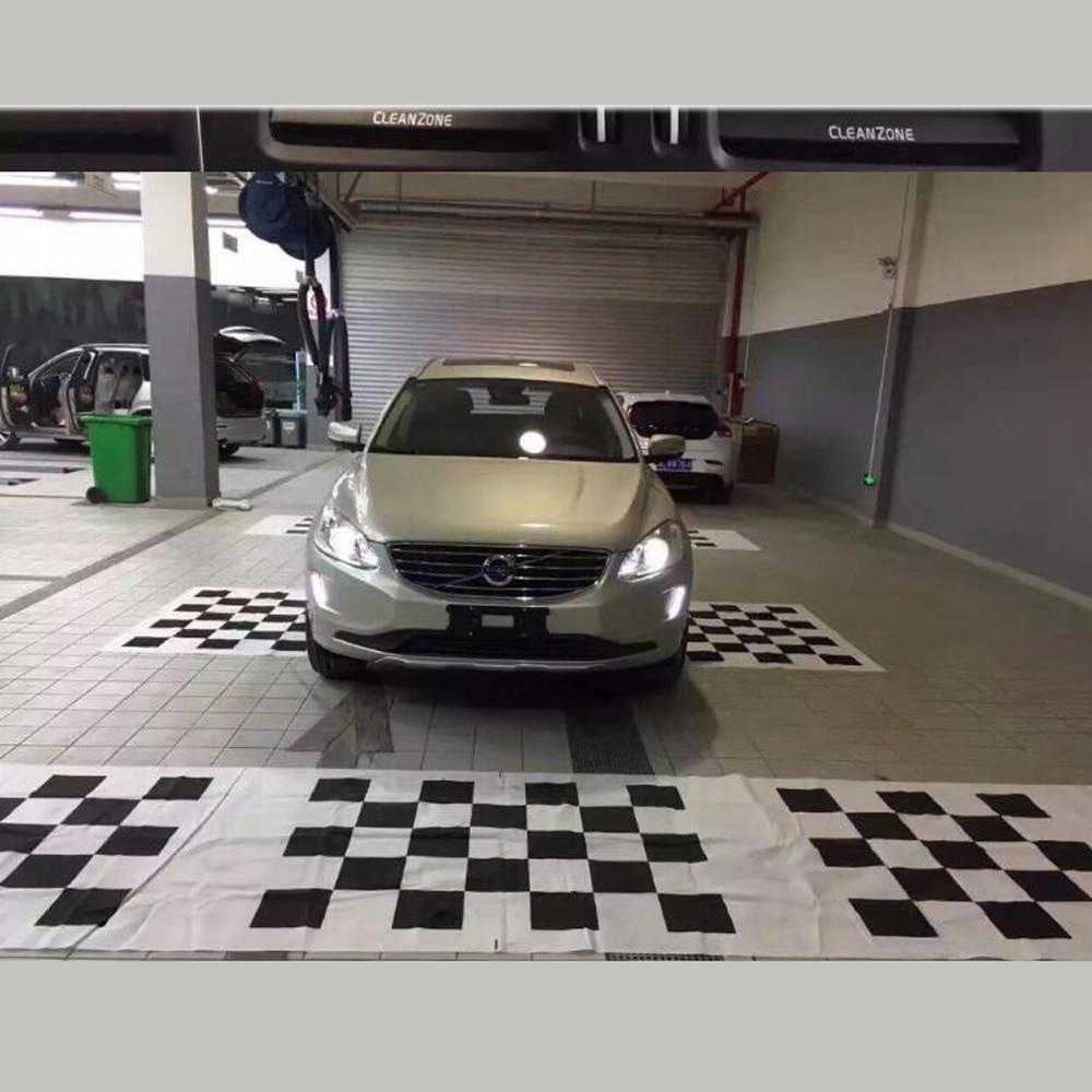 InCar High Definition 360 grad auge Ansicht Panorama Auto Kamera Für VOLVO Parkplatz 4 weg Fahren Recorder eingebaute Decoder - 6