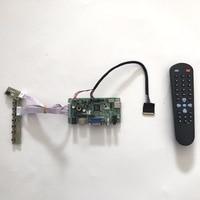 AVX9 CZ Universal HDMI VGA AV Audio LCD Controller Board For 11 6 Inch 1366 X