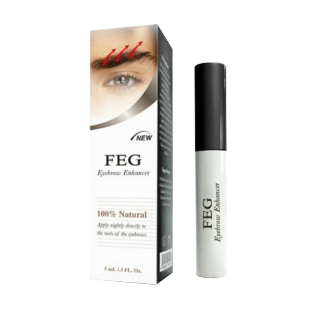 3 ml crecimiento de cejas Original líquido pestañas potenciador suero mejora de cejas solución lápiz pestañas crecimiento tratamientos