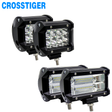 Led vehicle light bars aliexpress led vehicle light 53672led 4 4atv utv suv 4wd mozeypictures