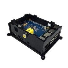 Raspberry pi 3 Digital Sound Card HIFI DiGi expansion board I2S SPDIF Module+Acrylic case For Raspberry Pi 2 for raspberry pi B+
