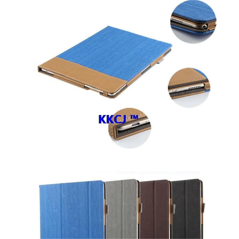 SD Luxury Magnet Stand PU Leather Hit color Style Book case cover For huawei HZ-W09 HZ-W19 MateBook 12 inch Tablet PC fundas