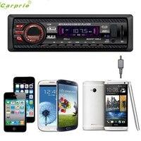 CARPRIE Car Audio Stereo In Dash FM With Mp3 Player USB SD Input AUX Receiver 1238 Jun.17