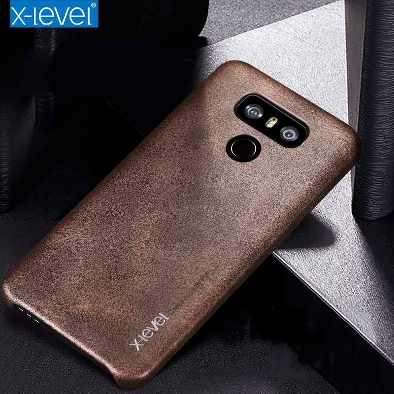 X-Level Phone-Case Back-Cover G6 Mooi Lg G5 Luxury Vintage For G7 High-Quality Hoesjes