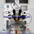 Super Semi Automatic ACF Attaching Machine for iphone for samsung ACF fpcb rework machine