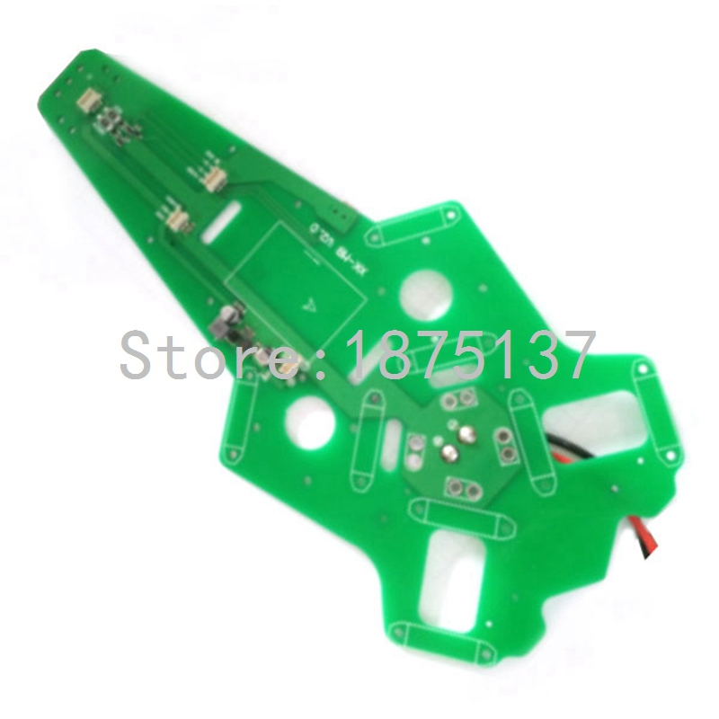 Power board for XK Aircam X500 X500A RC drone quadcopter spare parts XK X500 motherboard main board Free shipping