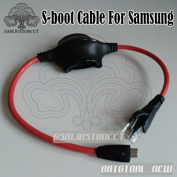 цена на S-Boot Sboot S boot Cable For Samsung Galaxy S3, S4,Note II, I9500, I9300, N7100 Boot Repair Clip free shipping