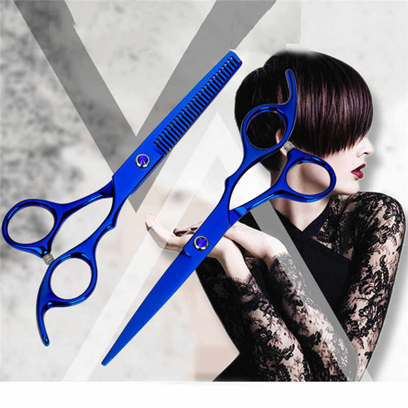 2019 Professionals Hairdressing Hair Cutting Scissors Salon Barber Shears Stainless Steel Cutting Shears Hairdresser Scissors
