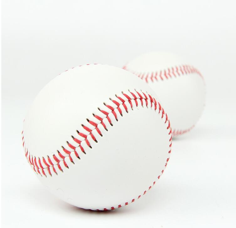 Free Shipping 1 Piece 2.75 New White Base Ball Baseball Practice Trainning Softball Sport Team Game