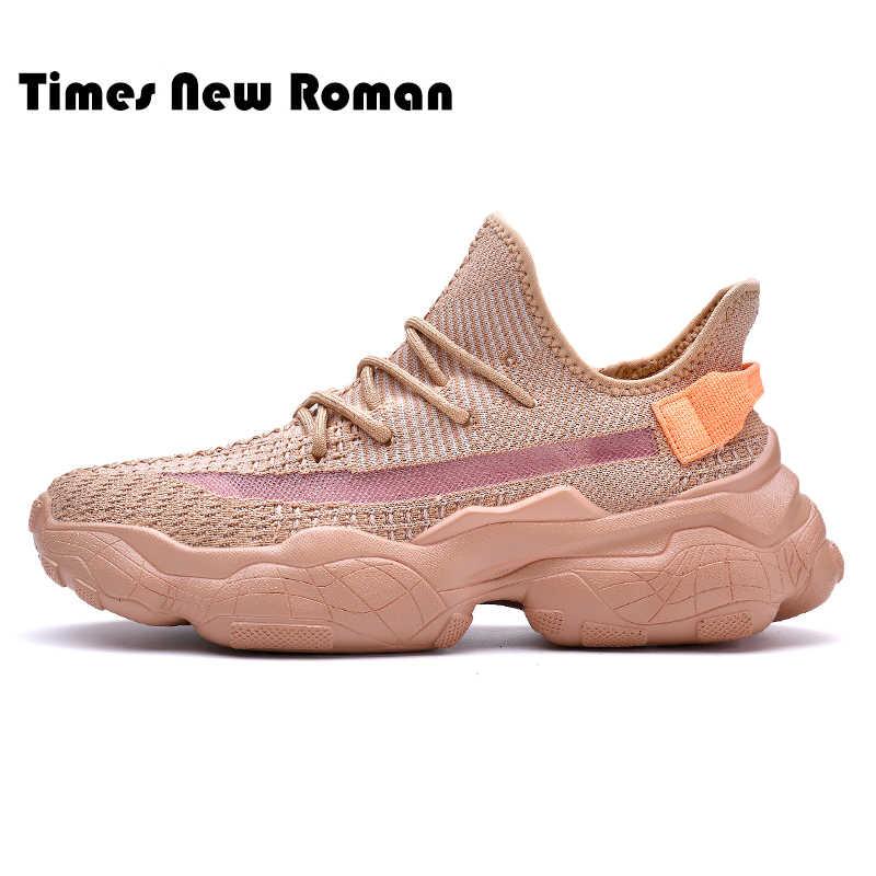 Times/Новая мужская обувь в римском стиле; Модная легкая дышащая мужская повседневная обувь; мужские кроссовки для улицы