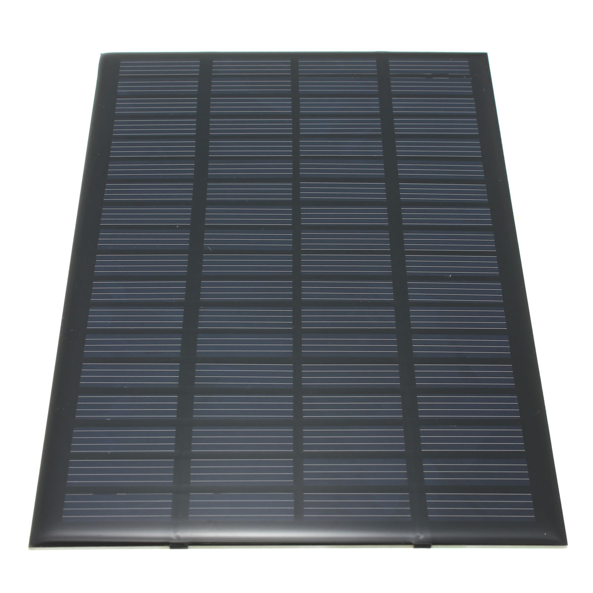 LEORY Hot Sale 18V 2.5W Polycrystalline Stored Energy Power Solar Panel Module System Solar Cells Charger 19.4x12x0.3cm