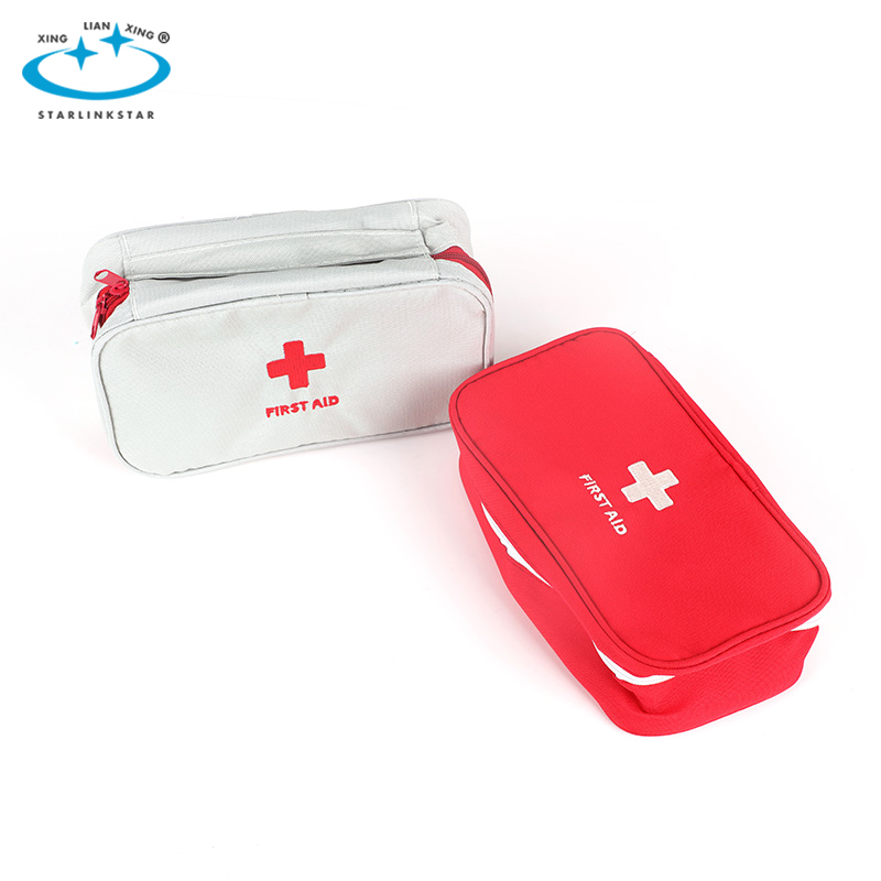 First Aid Emergency Medical Kit Survival Bag Medicine Storage Bag For Travel Outdoor Sports Camping Home Organizer Medical Tools
